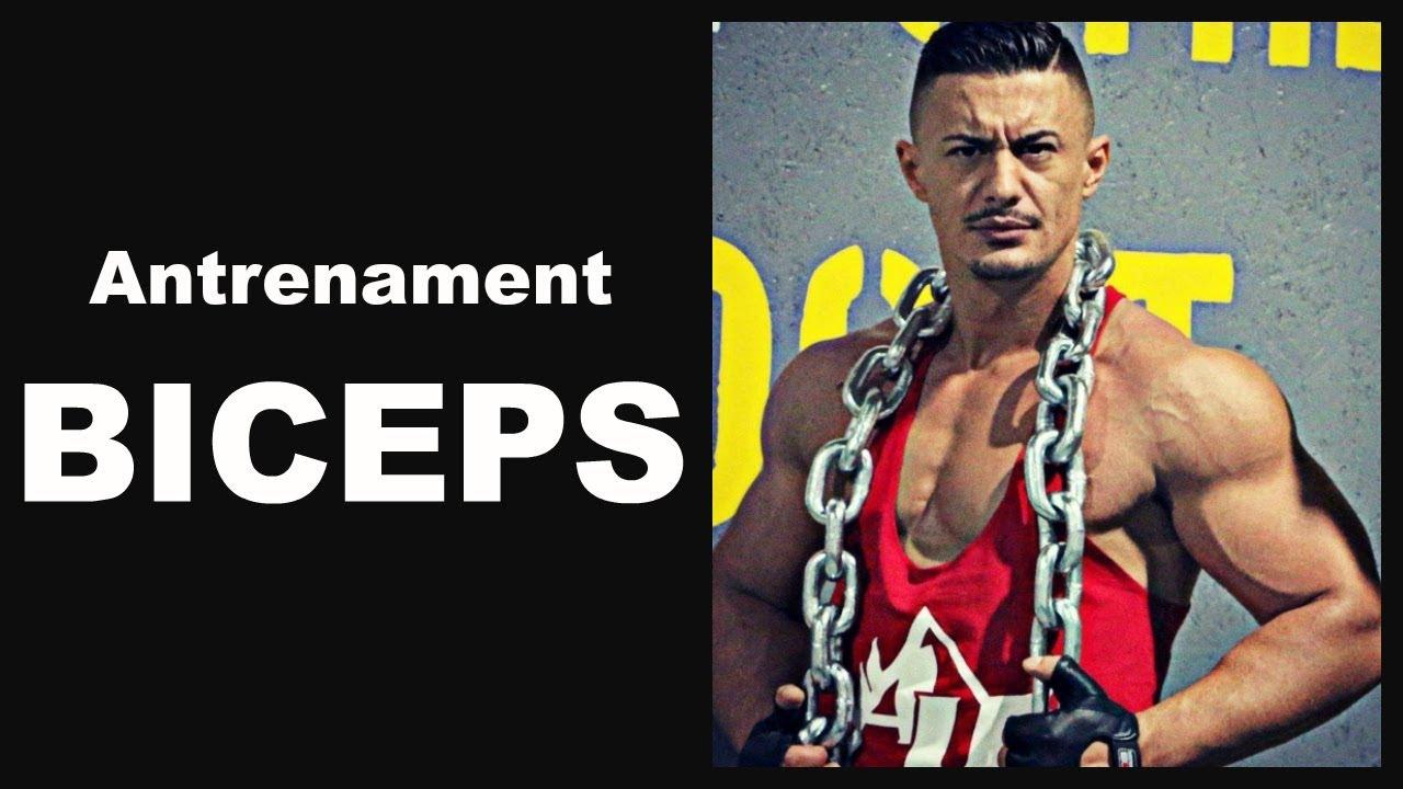 Antrenament biceps