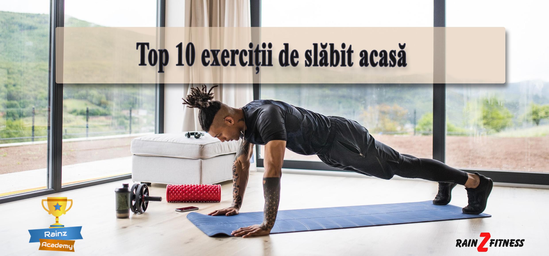exercitii fizice eficiente pentru slabit